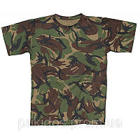 Камуфляжная футболка DPM