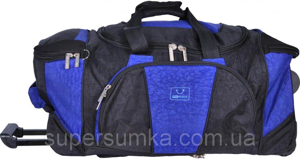 Дорожная сумка-рюкзак на колесах 65 л. BAGLAND СЕУЛ 35170. Цвет в ассортименте