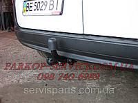 Фаркоп для Renault Kangoo 2008- (Рено Кангу)