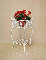 Подставка для цветов  Мальва квадрат малая.