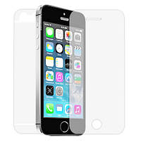 Защитная пленка Remax для 4 в 1 для Apple iPhone 5 5S глянец