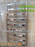 Производство полотенцесушителей из н/ж стали Maxima 9/500