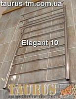 Полотенцесушитель Elegant 10 ширина 450 мм. от ТМ TAURUS в Украине.
