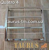 Полотенцесушитель Quatro 4 шириной 50 см. С нижним и боковым подводом (на выбор).