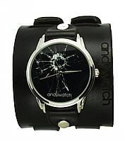 Оригинальные наручные часы Andywatch. Разбитое стекло