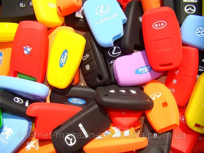 Чехол для ключа автомобиля своими руками