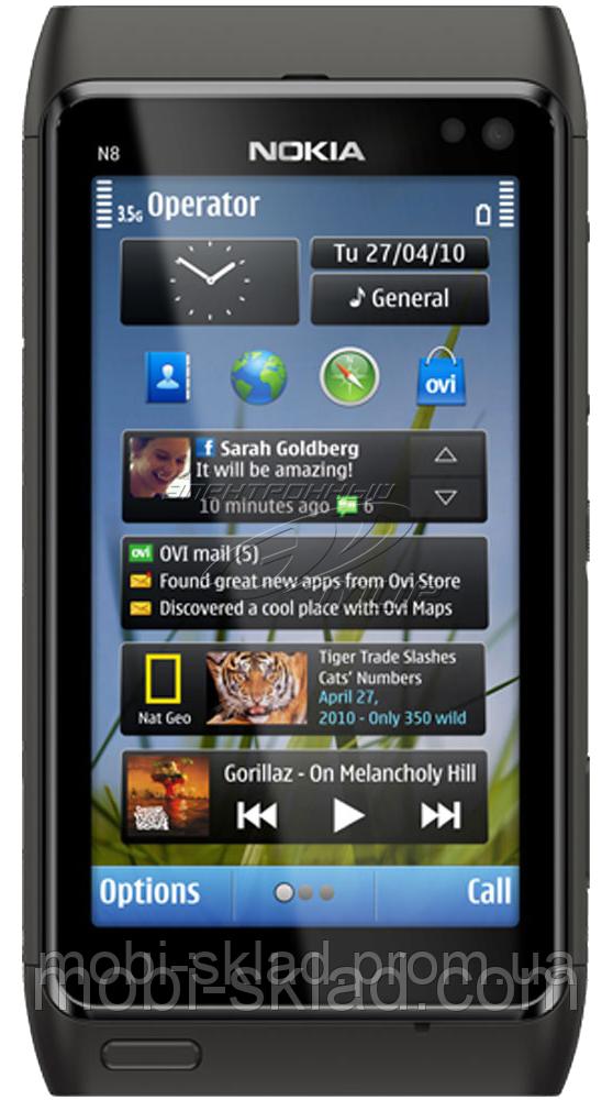 Китайский Nokia N8, 2 SIM,