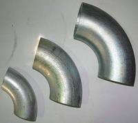 Отвод стальной крутоизогнутый кованый (оцинкованный) Ду50/57 Ру40 ГОСТ17375-01, ГОСТ30753-01