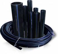 Труба полиэтиленовая ПЭ 100 Дн 125х6,0 (мм) Ру-8 (атм) SDR 21 производства Украина