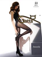 Колготы GATTA AMANDA 40 ден (черный, серый, бежевый, телесный) (2; 3; 4)