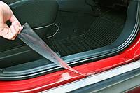 Пленка защитная для порогов Skoda Rapid