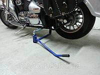 Подкаты для вывешивания заднего колеса мотоцикла.