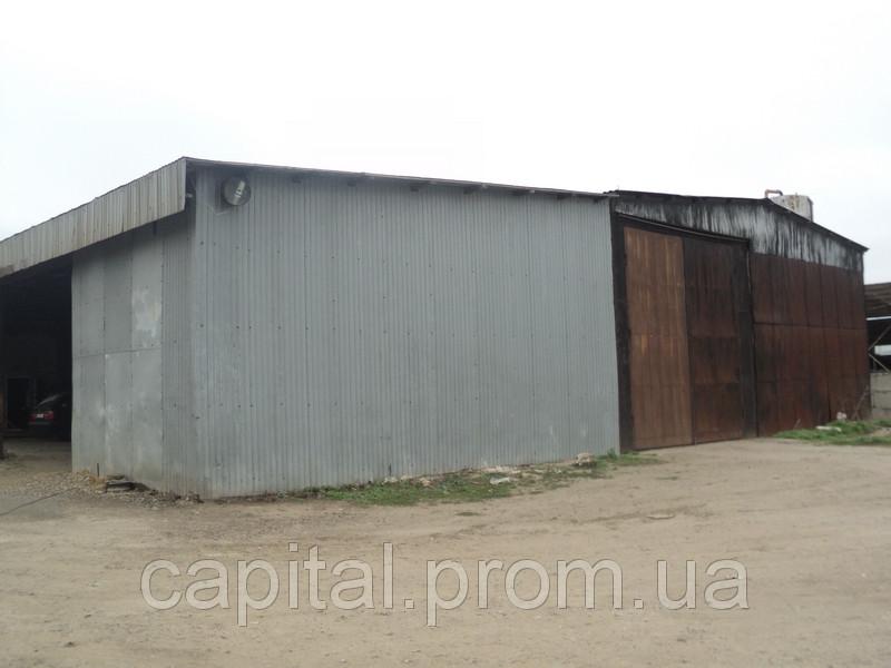 Продажа ремонтной складской базы (предприятие) в Одесской области, Беляевский район, село Нерубайское
