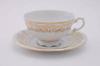 Leander Чашка чайная с блюдцем Соната 200мл 07120425-1373