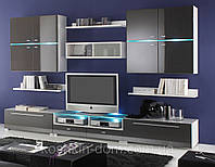"""Комплект для гостиной """"FINGER / Фингер"""" (модульная система, стенка в гостиную)"""