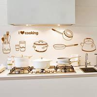 Виниловая наклейка для кухни