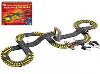 Гоночный трек Joy Toy 0817 с изогнутой трассой, длина трассы 590 см