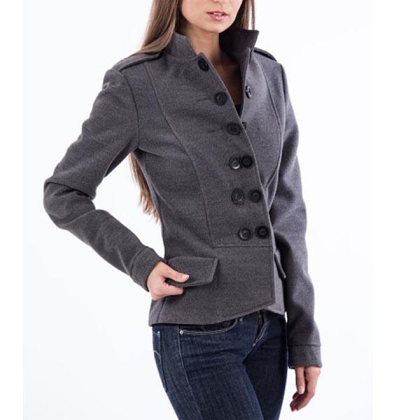 Женское пальто 2015 году осенью новой корейской версии тонкие шерстяные пальто осень осень приливов тонкий женщин