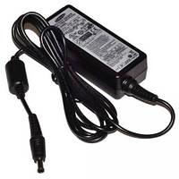 Блок питания для ноутбука SAMSUNG 19V, 2.1A, 40W, 5.5*3.0-PIN, 3 hole, black + кабель питания!