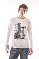 Молодежная футболка с длинным рукавом Flatiron 4