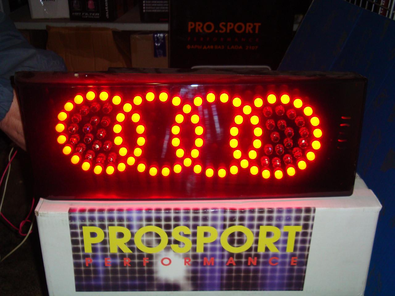 Светодиодные фонари своими руками 2106