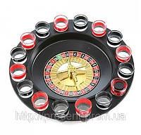 Алко игра «Рулетка» на 16 рюмок