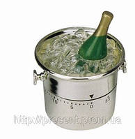 Таймер кухонный для кухни ведро с шампанским