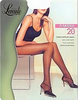 Колготки LEVANTE AMBRA 20 ден (черный, натуральный, бежевый, цвет загара, серо-коричневый) (2; 3; 4)