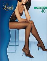 Колготки LEVANTE AMBRA 40 ден (черный. натуральный, бежевый, цвет загара. серо-коричневый, телесный) (2; 3; 4)