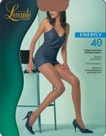 Колготки LEVANTE ENERGY 40 (черный. натуральный, бежевый, цвет загара, серо-коричневый, телесный) (2; 3; 4)