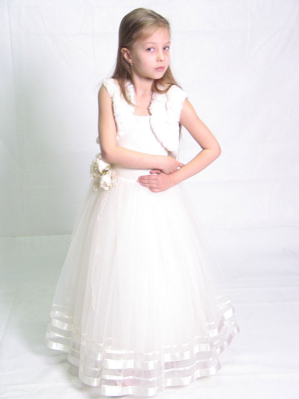 Купить Нарядные Платья Для Девочек 2 Года