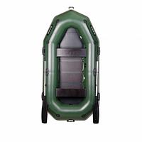 Надувная Лодка Bark трехместная гребная (В-280 Р)