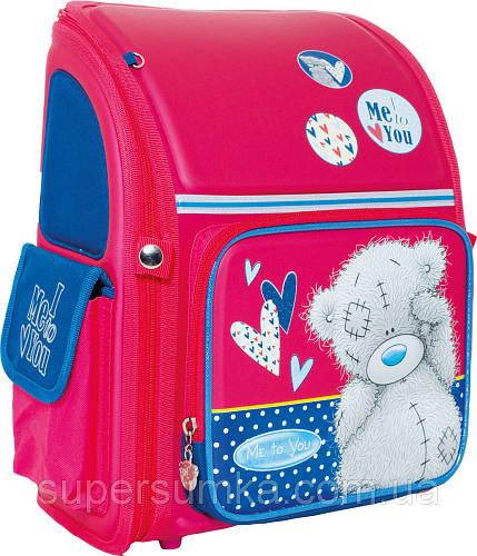 Школьный рюкзак с ортопедической спинкой Мишка Тедди, 551681