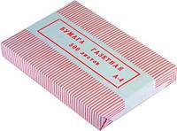 Бумага газетка 500 листов в упаковке 50 г/м2