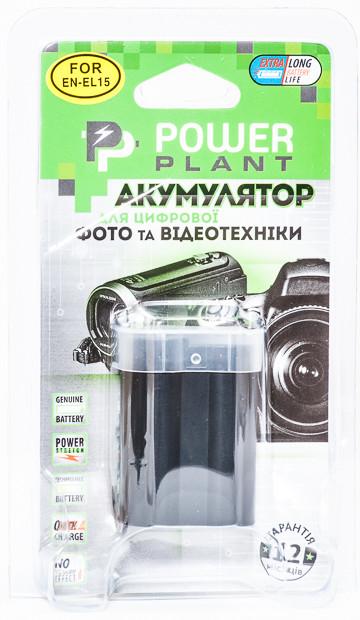 Aккумулятор PowerPlant Nikon EN-EL15 [sppp]