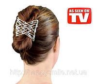 EZ COMBS чудо-заколка Magic Hair Set. Изи Коум – легкие и удобные гребешки для волос - 1 шт. в наборе, фото 1
