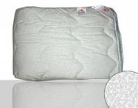 Одеяло стеганное антиалергенное с наполнителем холлофайбер  р.172х205 облегченное