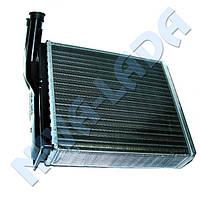 Радиатор отопителя НИВА-Шевроле ДААЗ алюминиевый