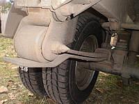 Усилитель задней рессоры DAF 400 LDV Convoy. Подкоренной рессорный лист, усилитель ДАФ 400 ЛДВ Конвой.