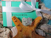 """Кольцо Tiffany & Co / Тиффани """"Стиль"""" (реплика, безразмерное)"""