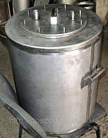 Большой автоклав-стерилизатор на 48 л. банок (нержавейка)