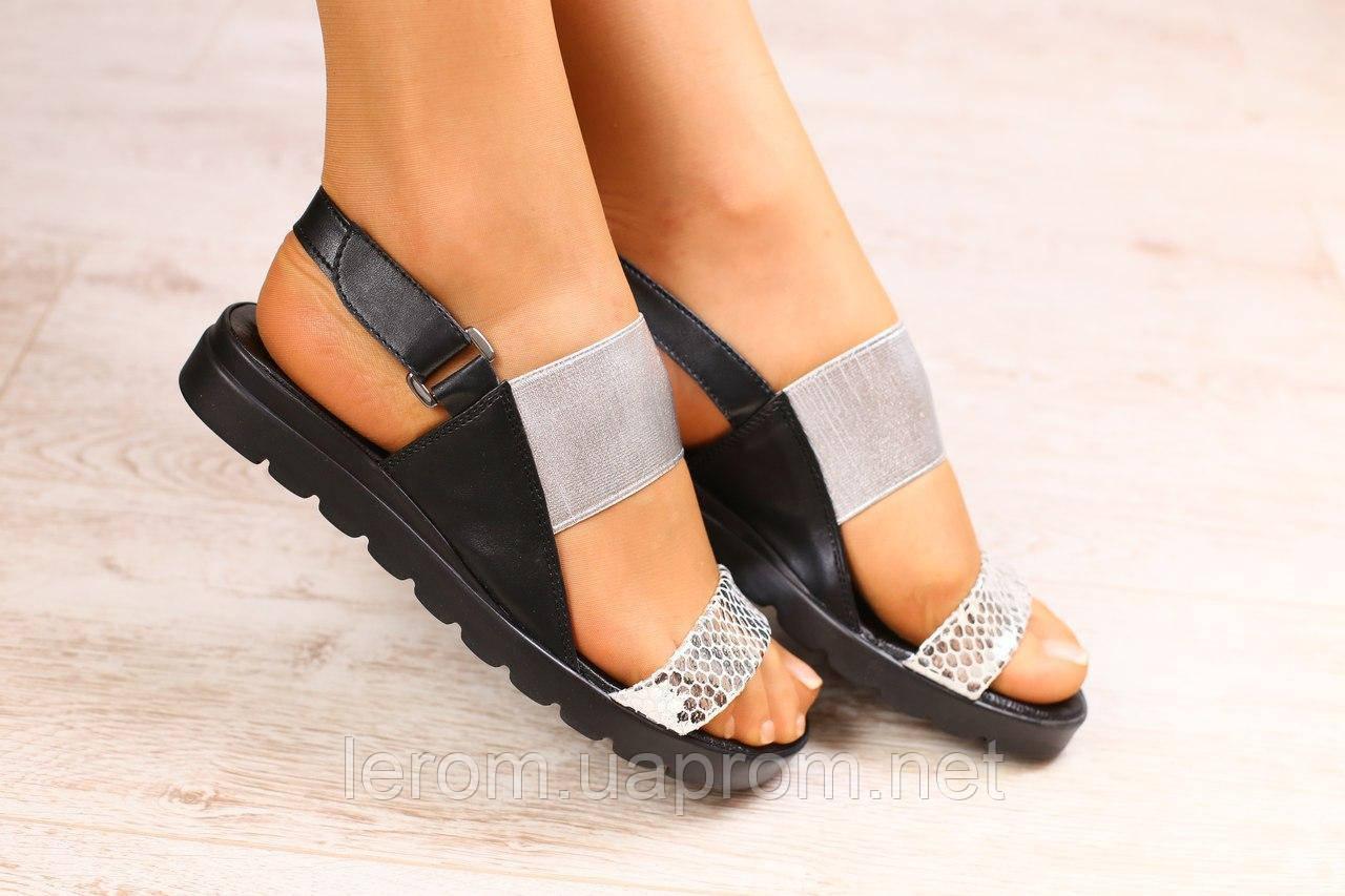 Модные босоножки 2017 женские на низком каблуке