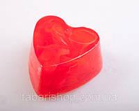 Мыло фигурное Крем - Грейпфрут сердечко, 100гр