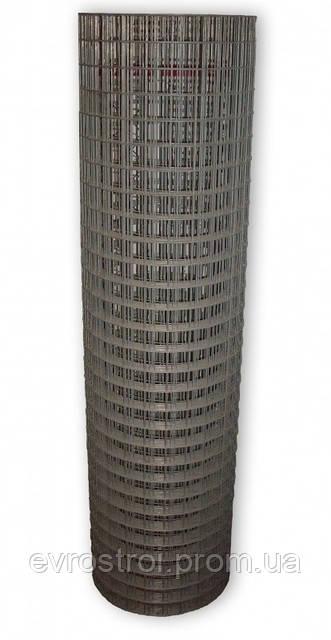 Сетка сварная неоцинкованная 1,0 — 25х25