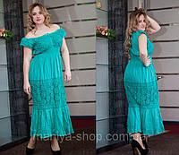 Платье Индия Крестьянка (выбор цвета), фото 1
