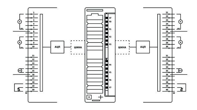 схема подключения трансформатора тол-10