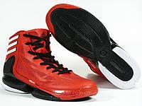 Баскетбольные кроссовки мужские Adidas Adizero Crazy Light (копия), фото 1