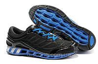 Кроссовки для бега мужские Adidas Climacool Seduction (копия) черные, фото 1