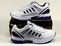 Cпортивные кроссовки подросток женские кожаные белые Bona подошва пена, фото 1