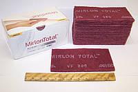 Скотч-брайт (Шлифованый войлок)  Mirka Mirlon Total Red VF 360 (Very Fine) 115мм*230мм